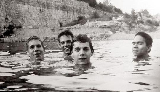 Slint, drowning