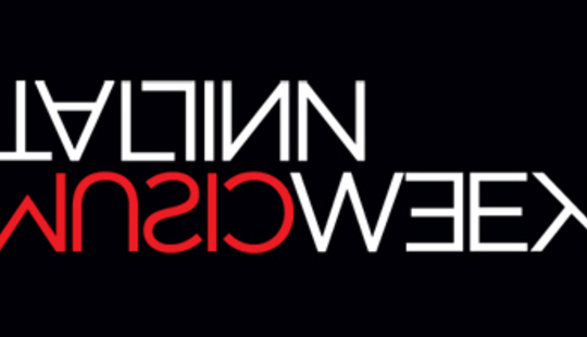 Tallinn Music Week black logo