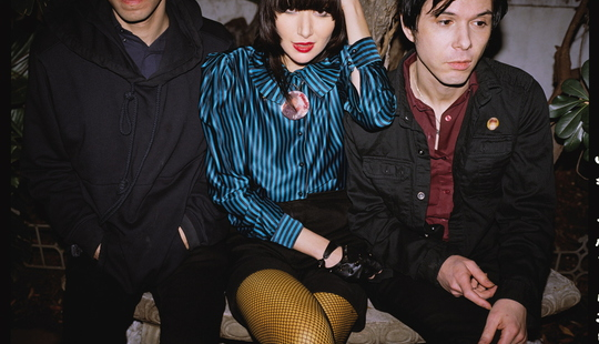 Yeah Yeah Yeahs colour