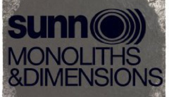 Sunn O))), Monoliths And Dimensions