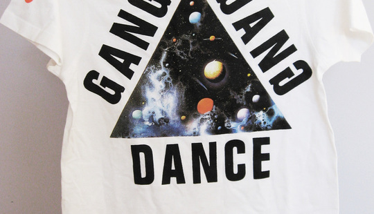Gang Gang Dance Tee
