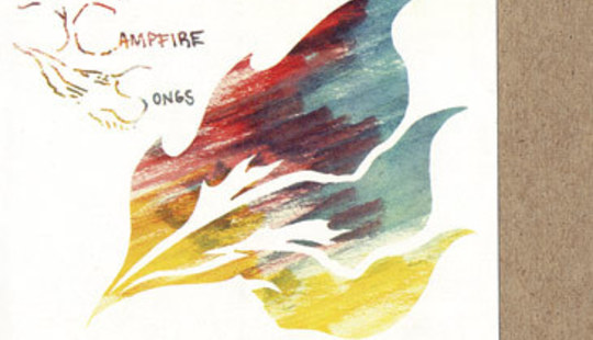 From http://upload.wikimedia.org/wikipedia/en/1/19/Campfire_Songs.jpg