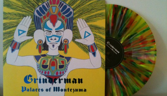 Grinderman Palaces Of Montezuma 12""