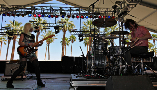 joy formidable coachella