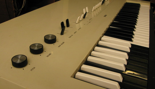 Yamaha YC-20 picture two