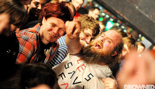 Les Savy Fav at The Corporation in Sheffield
