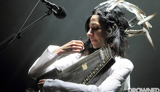 Pj Harvey at Primavera Sound Festival
