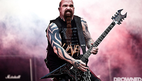 Slayer at Sonisphere