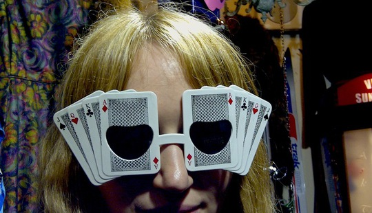 Card Glasses