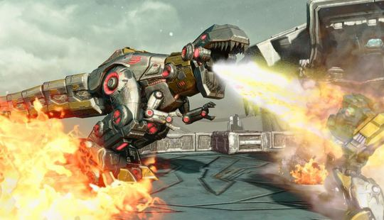 From http://www.tfw2005.com/transformers-news/attach/4/1/7/2/7/Dinobot-Grimlock-Attack-fall-of-cybertron_1335408650.jpg