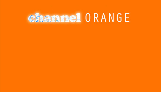 frank ocean - channelORANGE