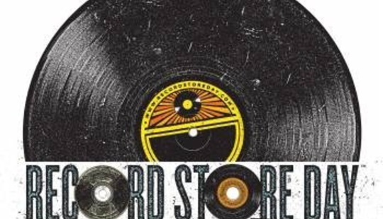 RSD 13 record store day
