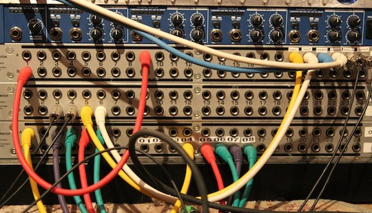 Patch Bay