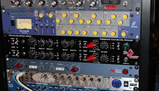 mic pre amps